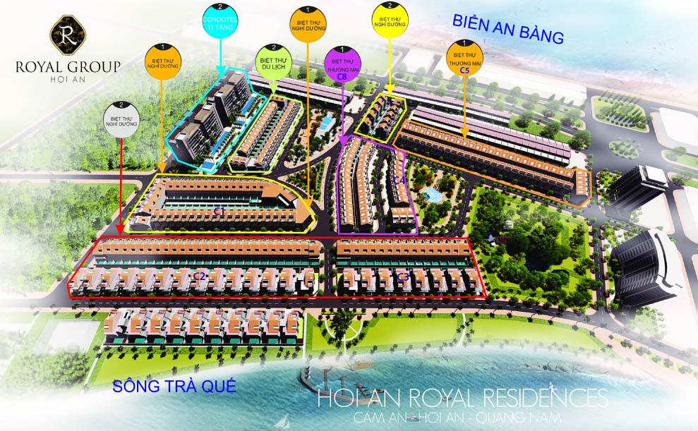 Khu đô thị Hội An Royal Residence - Ảnh 2