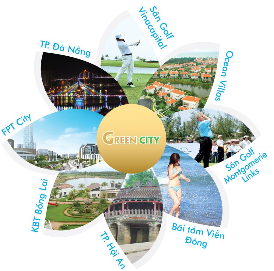 Khu đô thị Green City - Ảnh 5