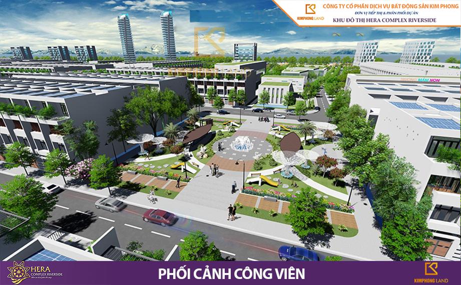 Khu đô thị Hera Complex Riverside - Ảnh 4