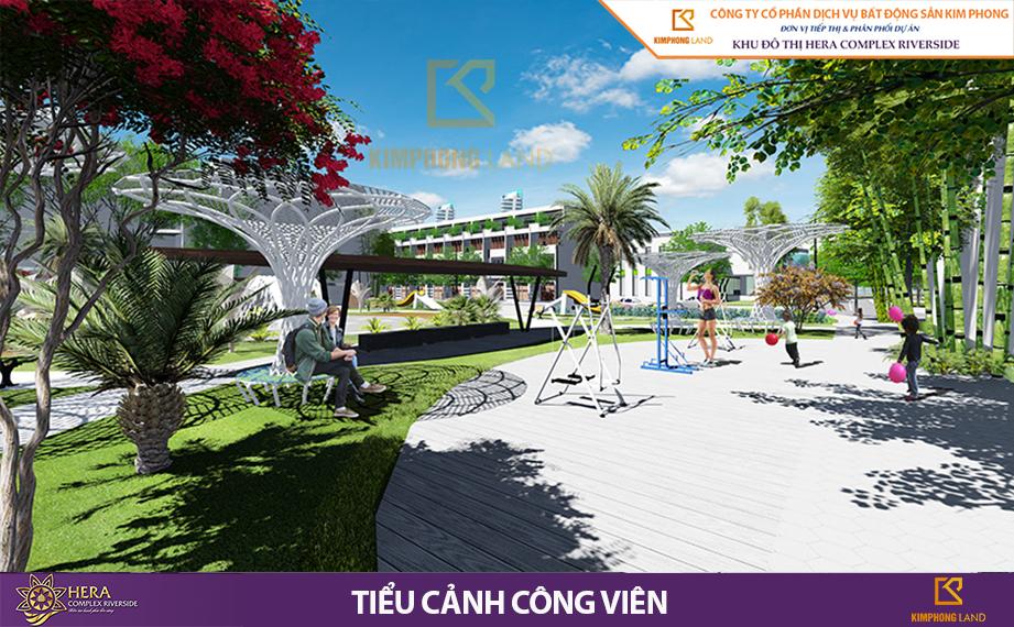Khu đô thị Hera Complex Riverside - Ảnh 5