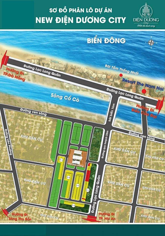 Khu đô thị New Điện Dương City - Phố chợ Điện Dương - Ảnh 2