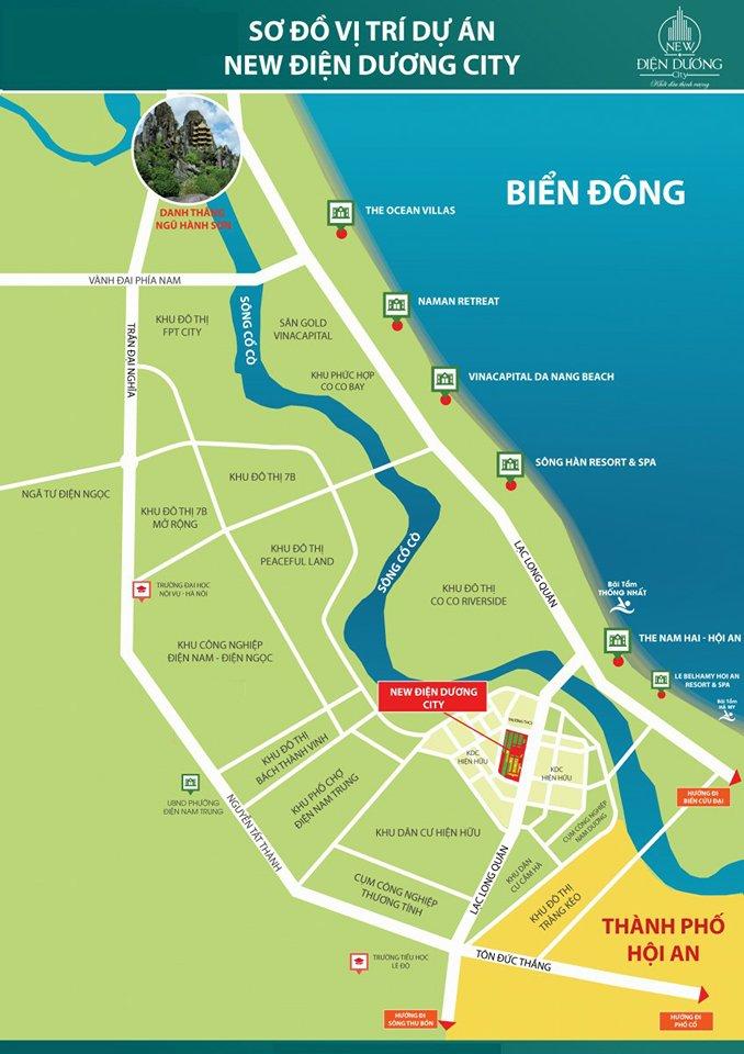 Khu đô thị New Điện Dương City - Phố chợ Điện Dương - Ảnh 3