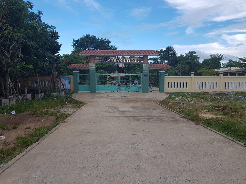 Trường tiểu học Văn Thanh Tùng - Khu đô thị Đại Dương Xanh, khu đô thị Riverview, khu đô thị Blue Ocean, khu đô thị New Điện Dương City
