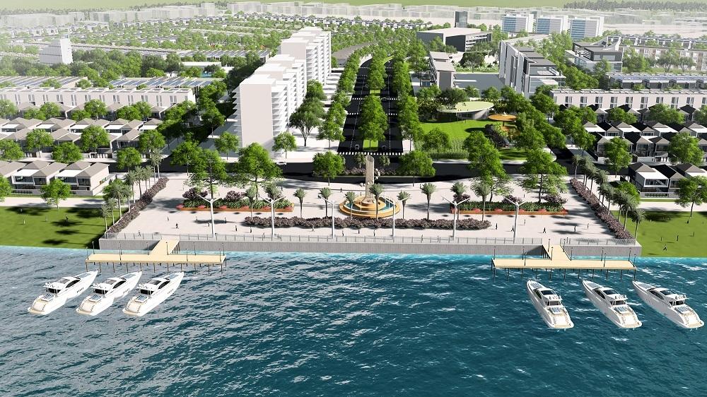 Khu đô thị Danang Pearl - Ảnh 12