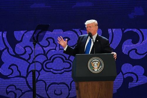 Những thách thức Trump đối mặt sau chuyến công du châu Á