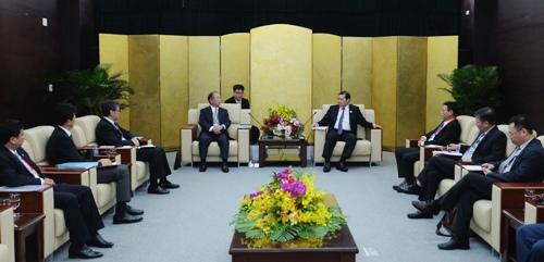 Tập đoàn Itochu (Nhật Bản) tìm hiểu đầu tư tại Đà Nẵng