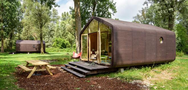 """Ngôi nhà nhỏ 50m² đẹp lãng mạn và có thể """"mang theo"""" đến bất kỳ đâu - Ảnh 3"""