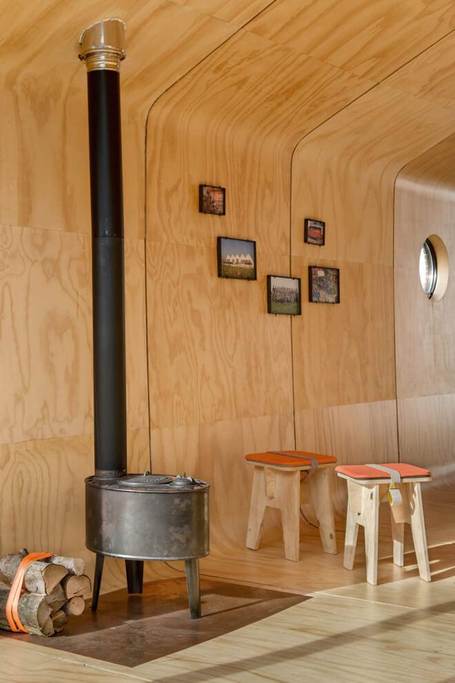"""Ngôi nhà nhỏ 50m² đẹp lãng mạn và có thể """"mang theo"""" đến bất kỳ đâu - Ảnh 7"""