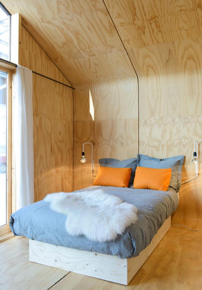 """Ngôi nhà nhỏ 50m² đẹp lãng mạn và có thể """"mang theo"""" đến bất kỳ đâu - Ảnh 8"""