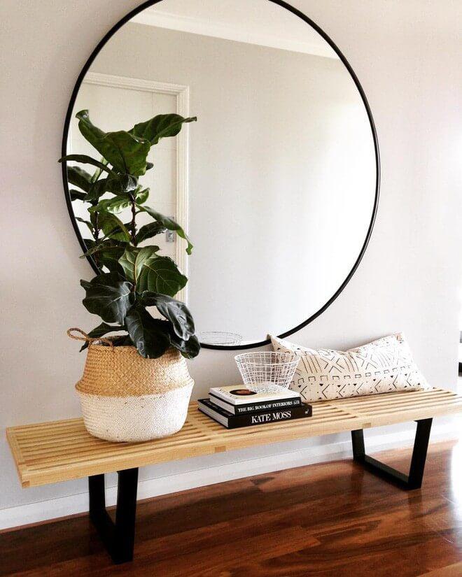 25 ý tưởng trang trí lối ra vào để không gian nhà ở của bạn thêm sống động, ấm áp - Ảnh 10