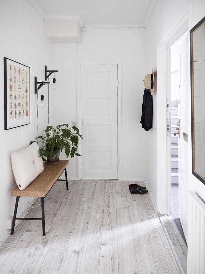 25 ý tưởng trang trí lối ra vào để không gian nhà ở của bạn thêm sống động, ấm áp - Ảnh 13