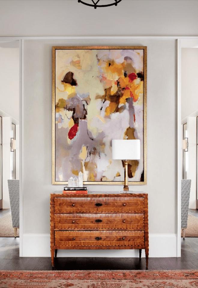25 ý tưởng trang trí lối ra vào để không gian nhà ở của bạn thêm sống động, ấm áp - Ảnh 16