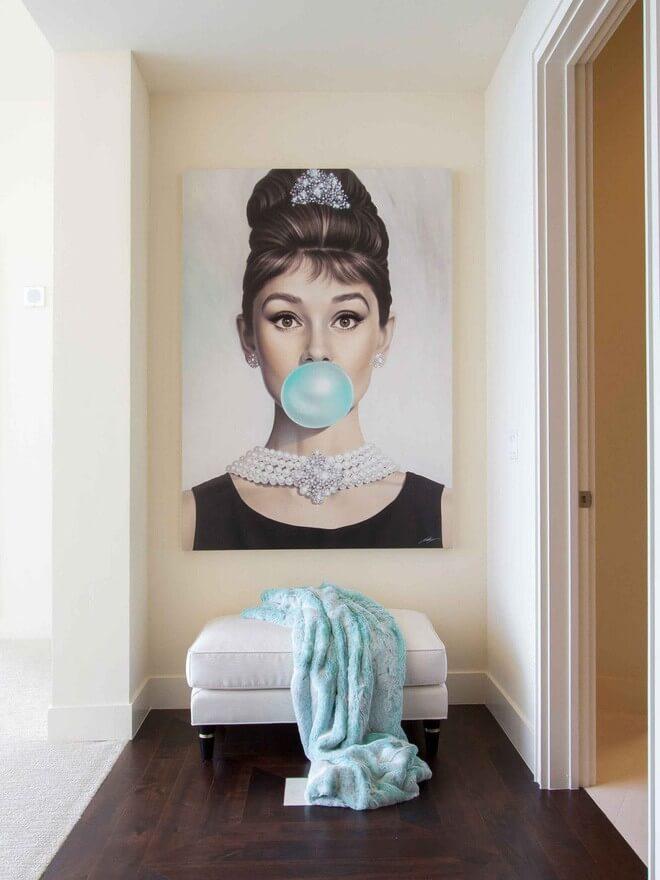 25 ý tưởng trang trí lối ra vào để không gian nhà ở của bạn thêm sống động, ấm áp - Ảnh 18