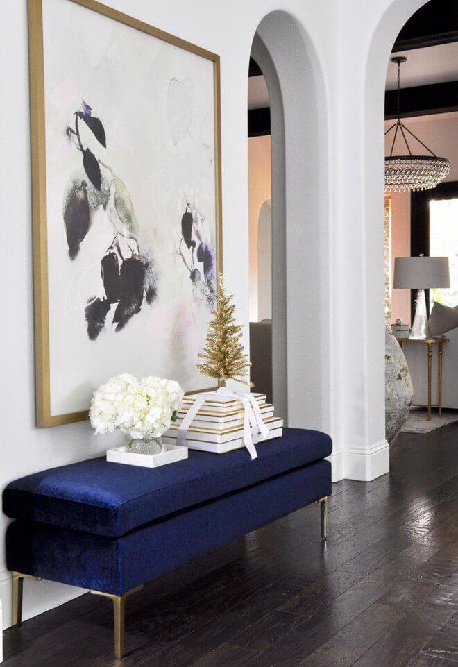 25 ý tưởng trang trí lối ra vào để không gian nhà ở của bạn thêm sống động, ấm áp - Ảnh 21
