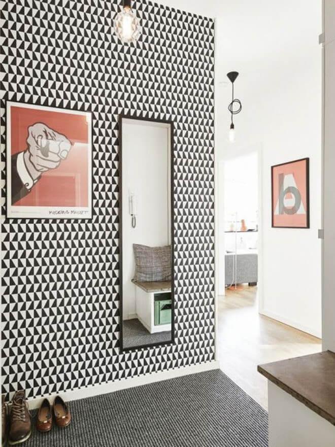 25 ý tưởng trang trí lối ra vào để không gian nhà ở của bạn thêm sống động, ấm áp - Ảnh 6