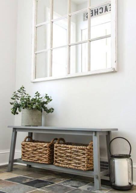 25 ý tưởng trang trí lối ra vào để không gian nhà ở của bạn thêm sống động, ấm áp - Ảnh 8