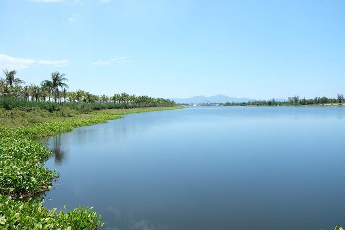 Cuộc chuyển mình 11.000 tỷ ven sông Cổ Cò Đà Nẵng