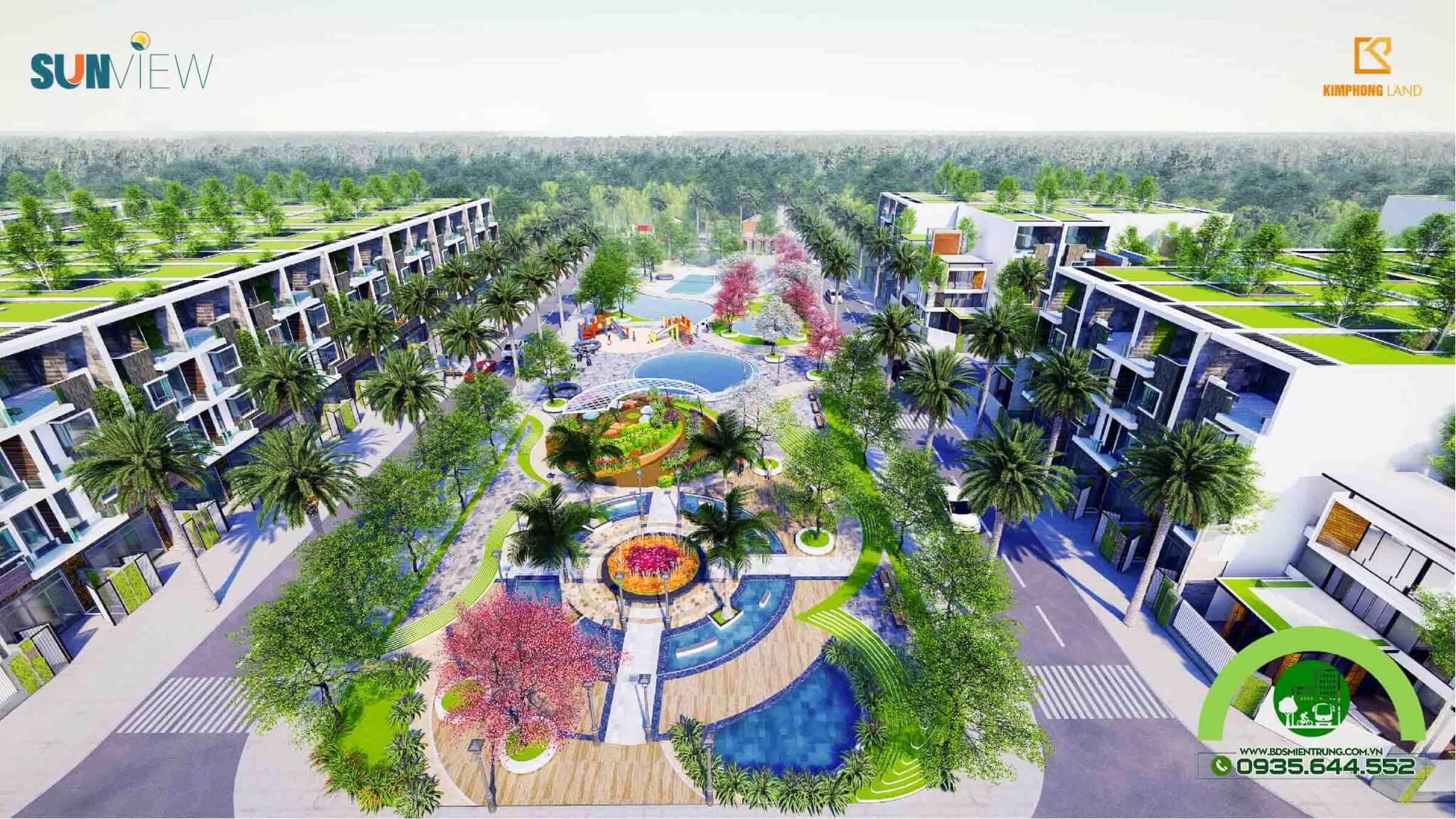 Công-viên-Trung-tâm-khu-đô-thị-Sunview-Ảnh-6