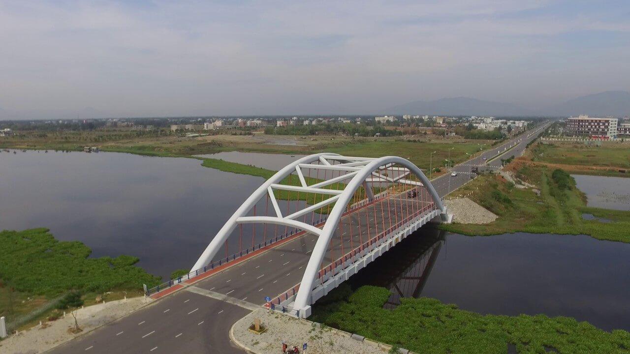Khơi thông dòng sông Cổ Cò thành dòng sông du lịch Đà Nẵng - Hội An - Ảnh 2
