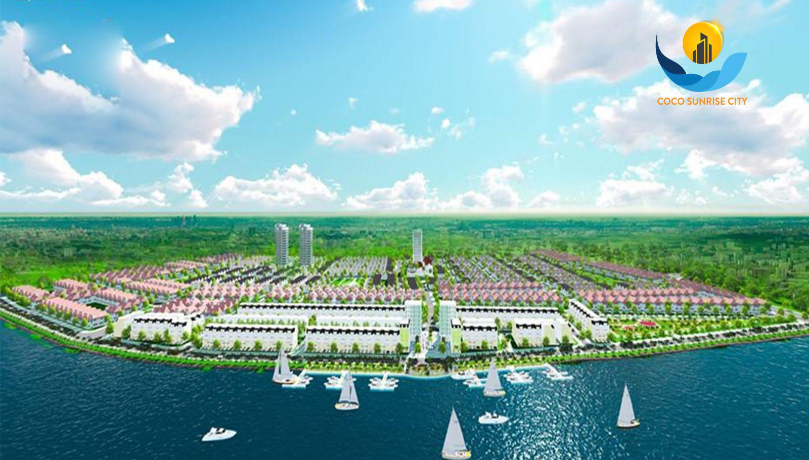 Dự án khu đô thị Coco Sunrise City - Ảnh 1 (1)