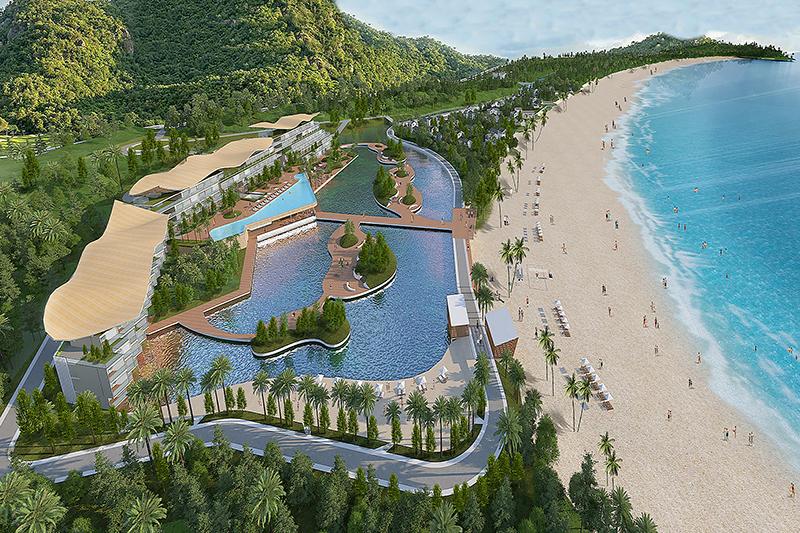 Quảng Nam chính thức phê duyệt chi tiết Dự án Khu du lịch biển cao cấp tại Điện Bàn