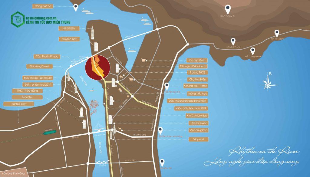 Vị-trí-dự-án-Marina-Complex-Đà-Nẵng