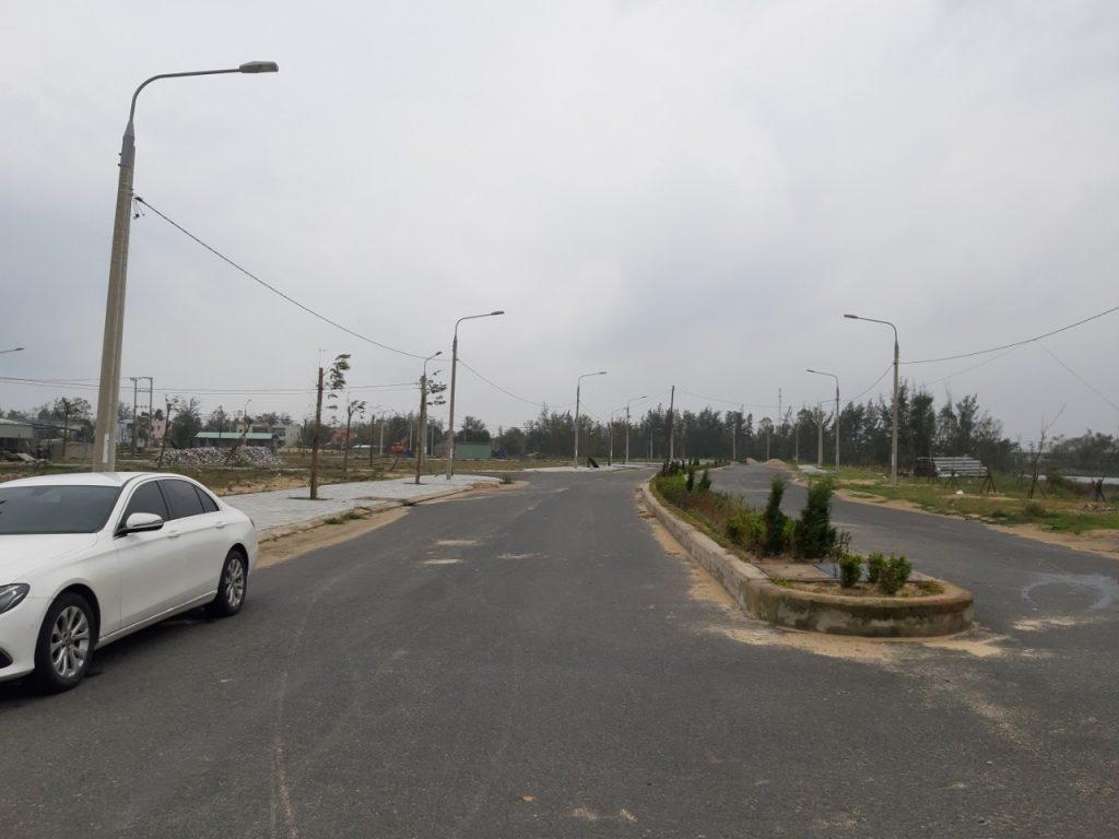 Hình ảnh thực tế dự án khu dân cư đô thị Hà Quảng 6